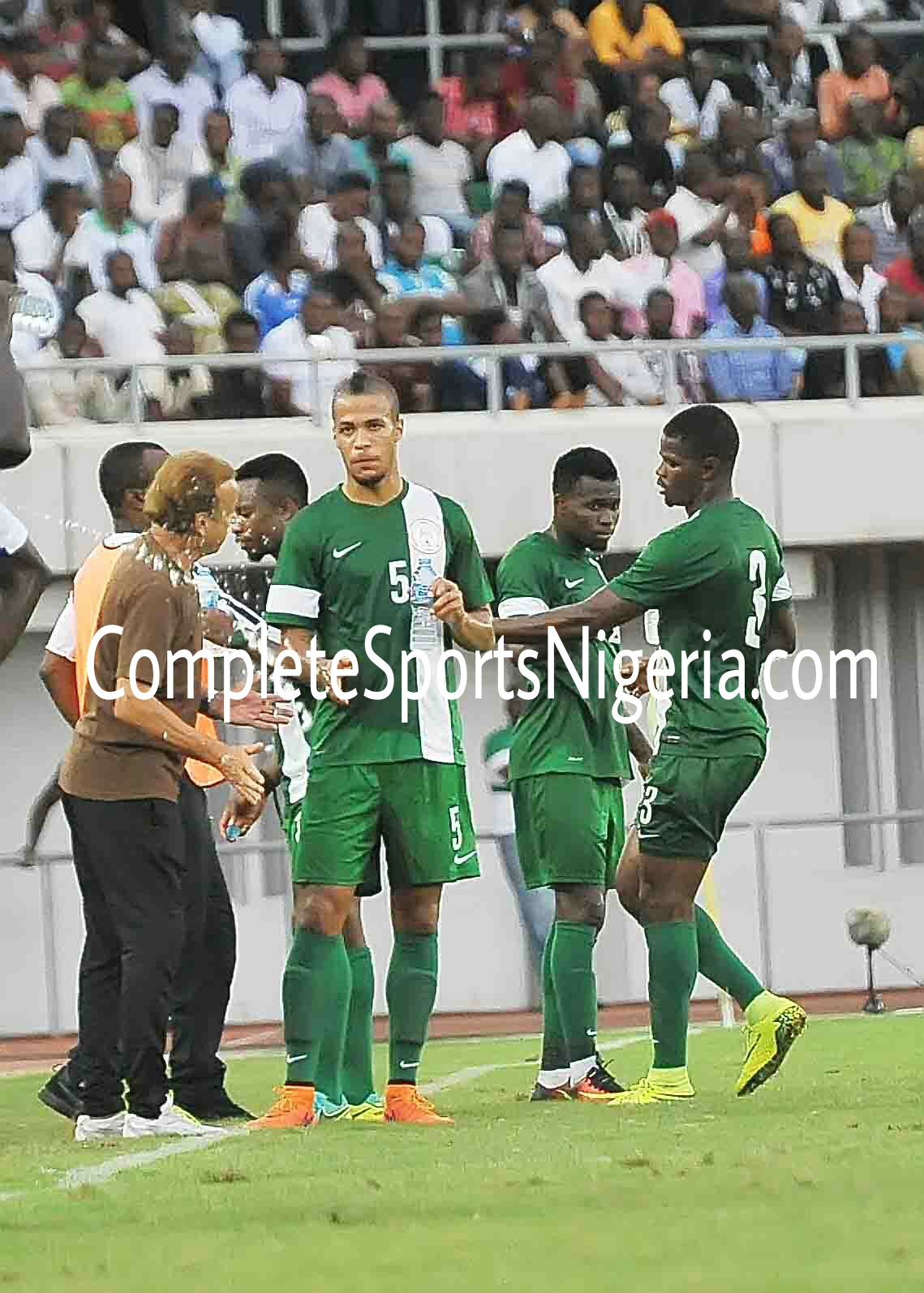 Garba Lawal: Super Eagles Can't Afford To Lose To Zambia