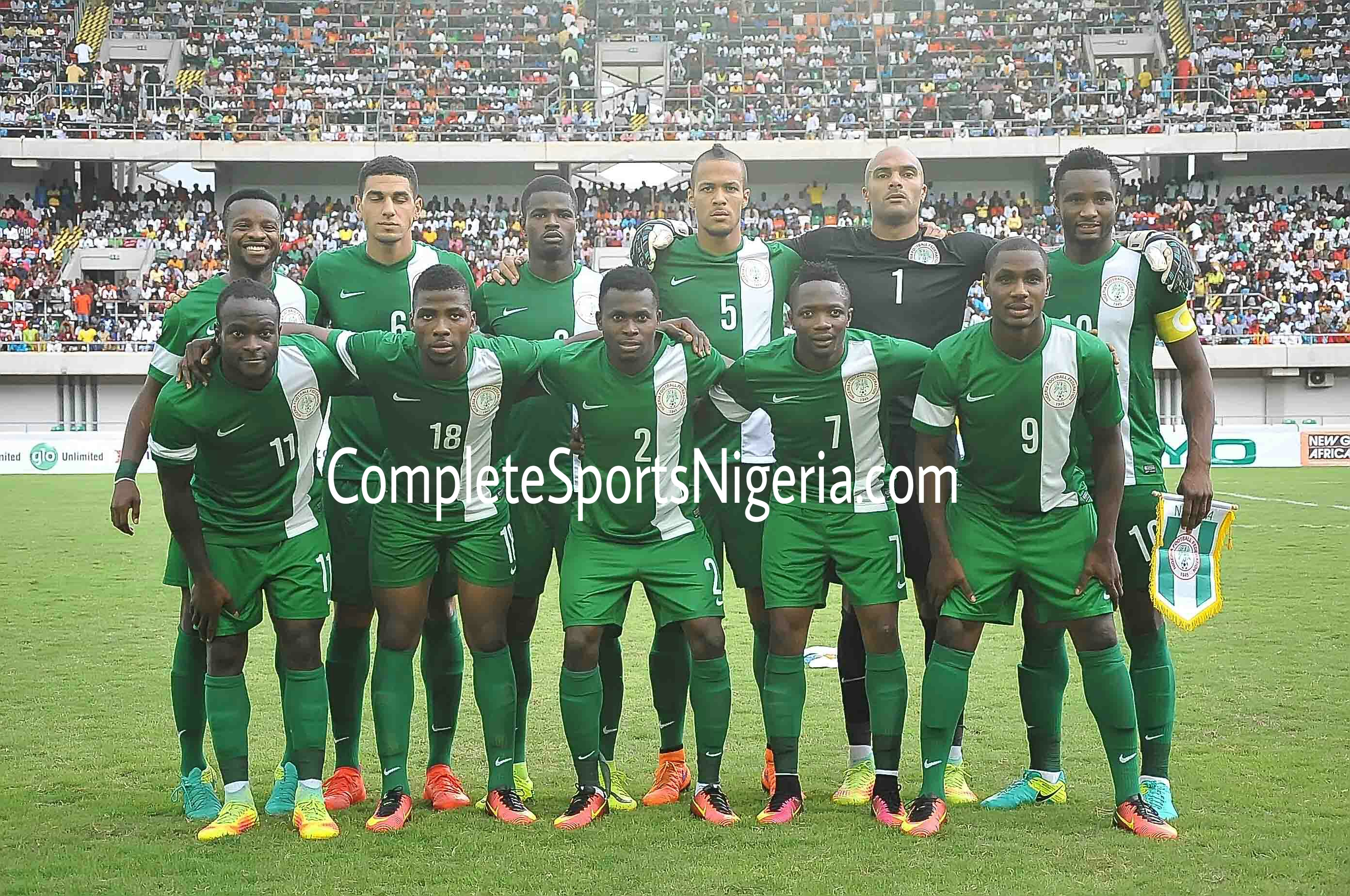 Rohr Set To Release Eagles List, To Drop Five Players From Last Squad