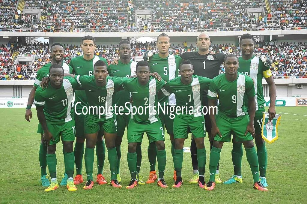 FIFA World Ranking: Nigeria Move Up Four Places To 60th