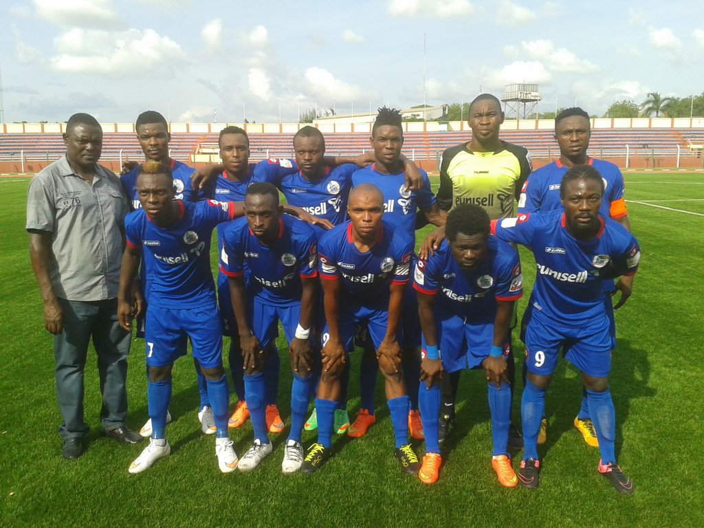 Rivers United Retain 21 Players, Place 16 On Transfer