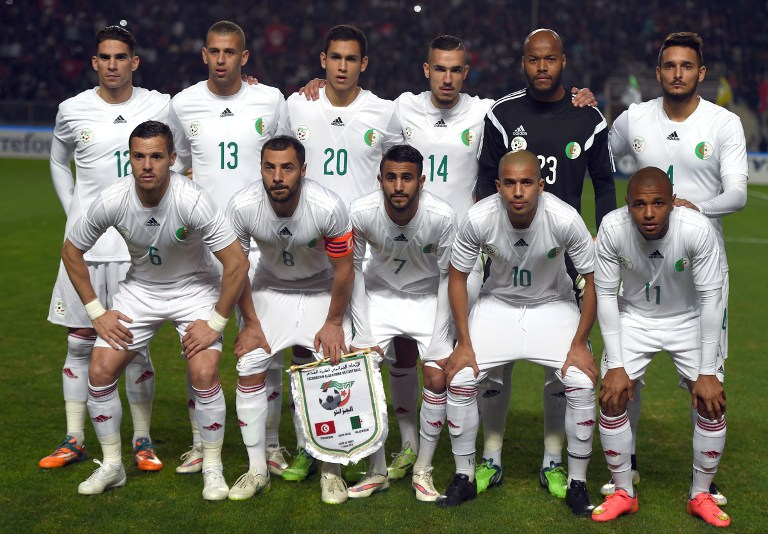 Algeria Likely Play Ghana Friendly Ahead Nigeria Clash