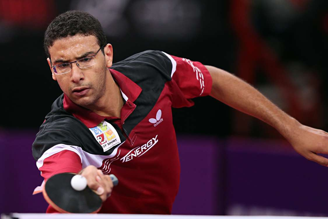 Egypt's Assar Vows To Stop Quadri, Nigeria At African Tourney