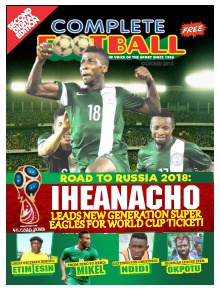 Read The Latest E-Complete Football, It's Free!