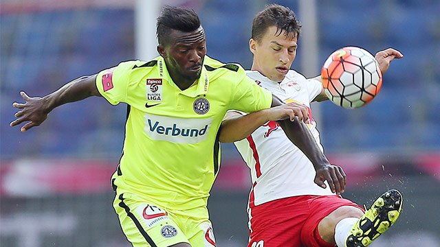 Kayode Hits Goal No.10 In Austria; Igboun, Kayode On Target