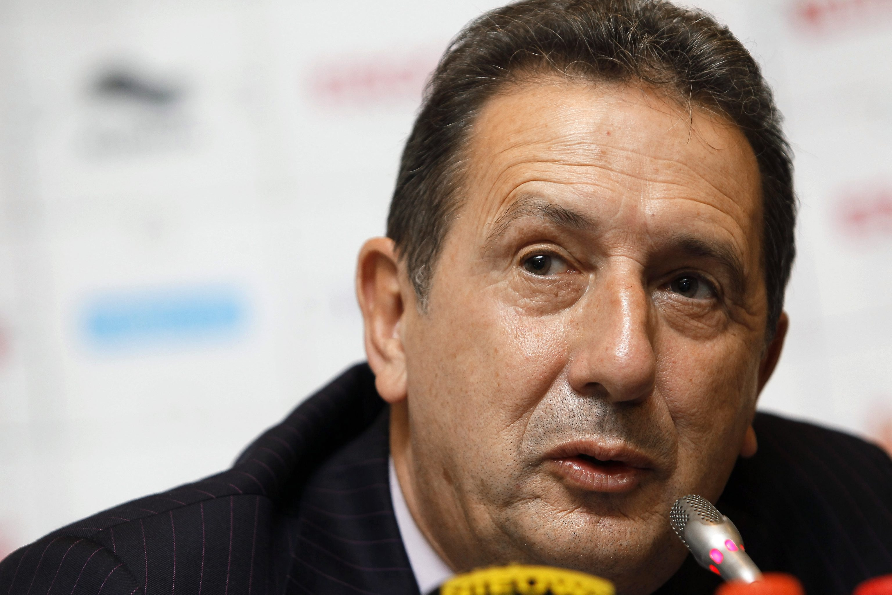 AFCON 2017: Algeria Coach ​Leekens Resigns