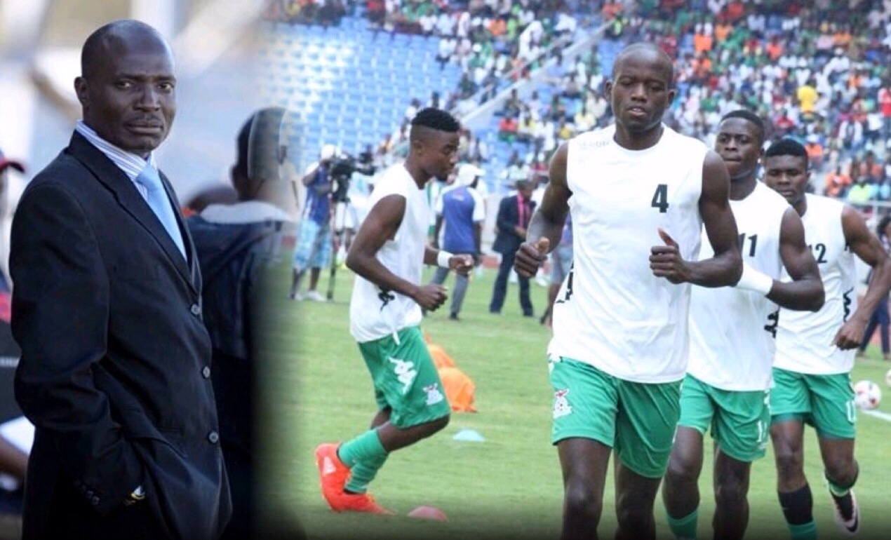 Nyirenda: Chipolopolo Will Make Up For The Loss To Nigeria
