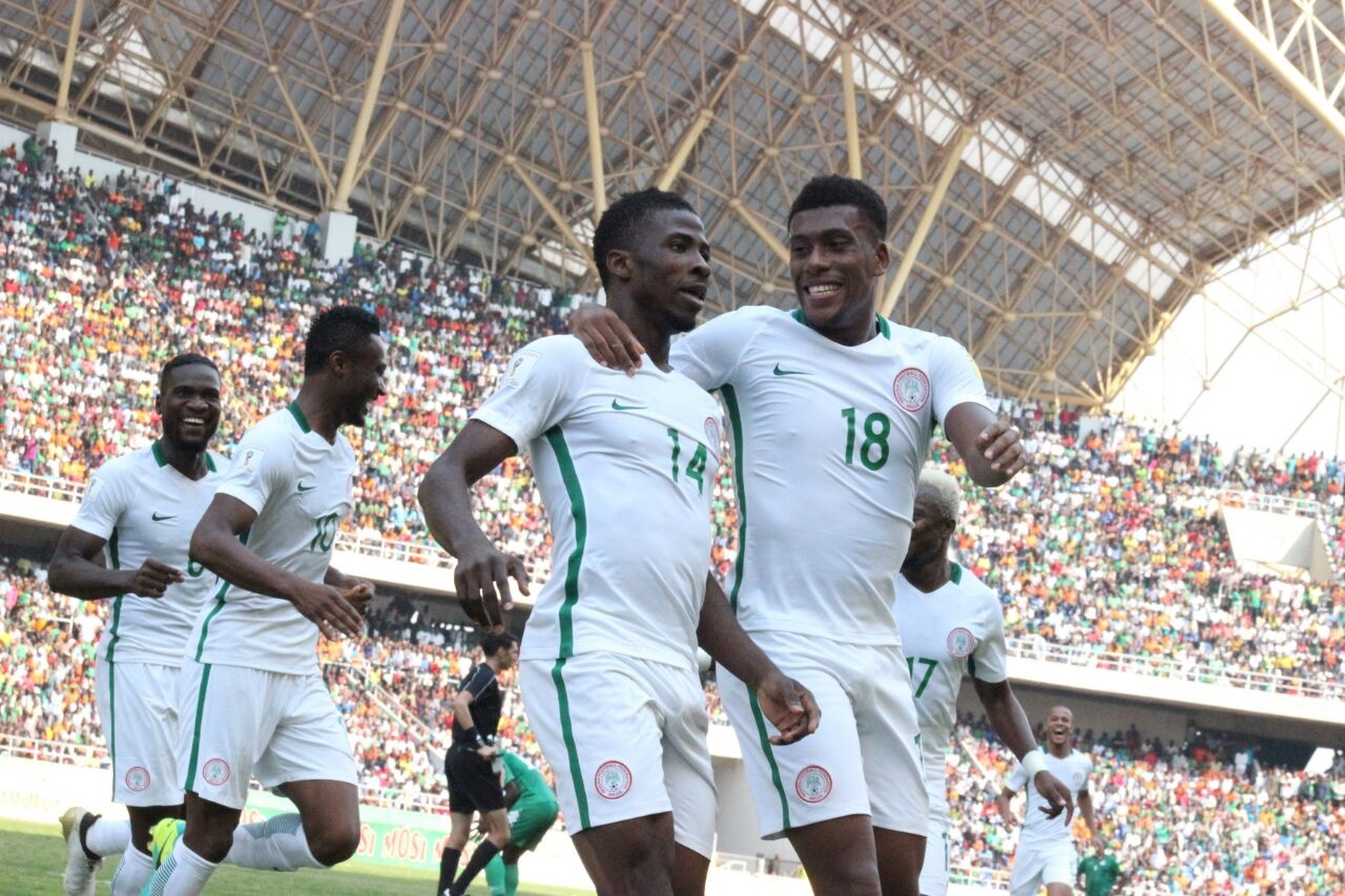 Odegbami: The Super Eagles Landed Safely!