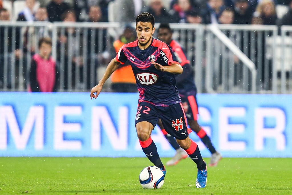 Bordeaux's Ounas Chooses Algeria Over France, Set To Face Nigeria