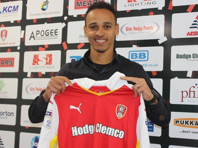 Odemwingie Joins Rotherham United On Short-Term Deal