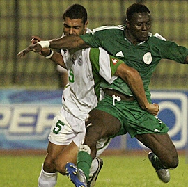 OLD ENEMIES: 5 Memorable Battles Between Nigeria And Algeria