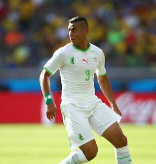 Star Defender Ghoulam Recovers As Algeria Prepare For Eagles