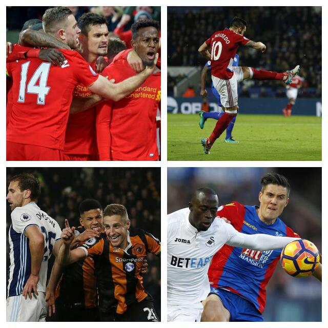 Musa, Anichebe Fire Blanks As Leicester Draw, Liverpool Go Top