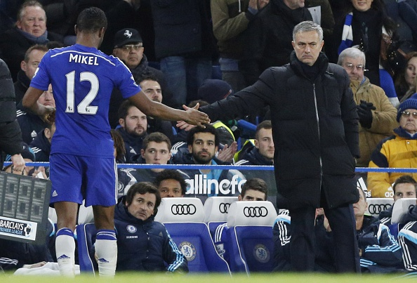 Mourinho, Man United Linked To Move For Mikel