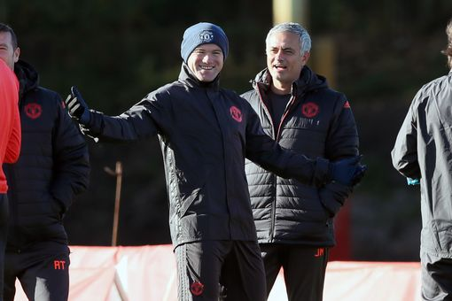 Mourinho Eyes EPL Title With United, Dismisses Wenger Rivalry, Defends Rooney