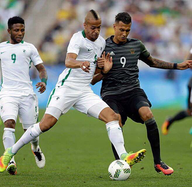 Troost-Ekong Vows Eagles Will Stop Mahrez, Slimani