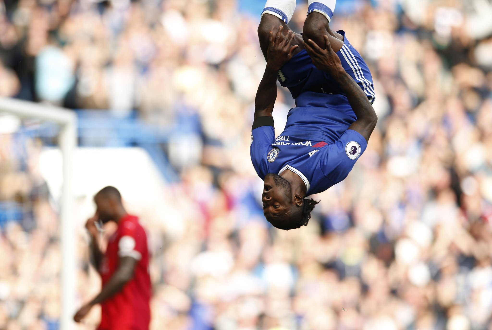 Moses' Goal Vs Leicester Up For Chelsea Goal Of The Month