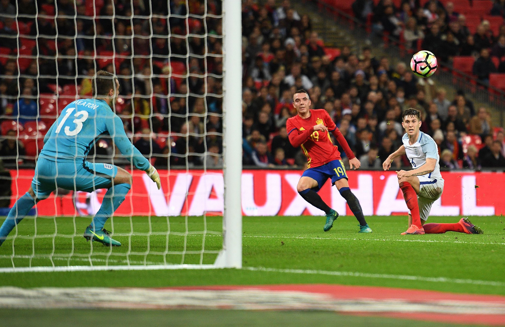 Spain Stun England With Late Fightback; Italy, Germany Draw
