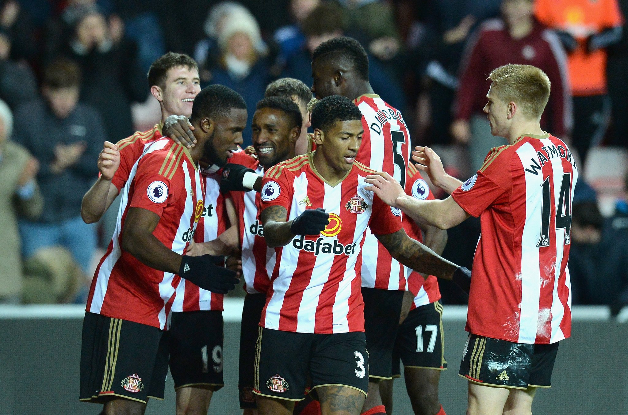 Sunderland Keeper Pickford: In-Form Anichebe Always Gives 100 Per Cent