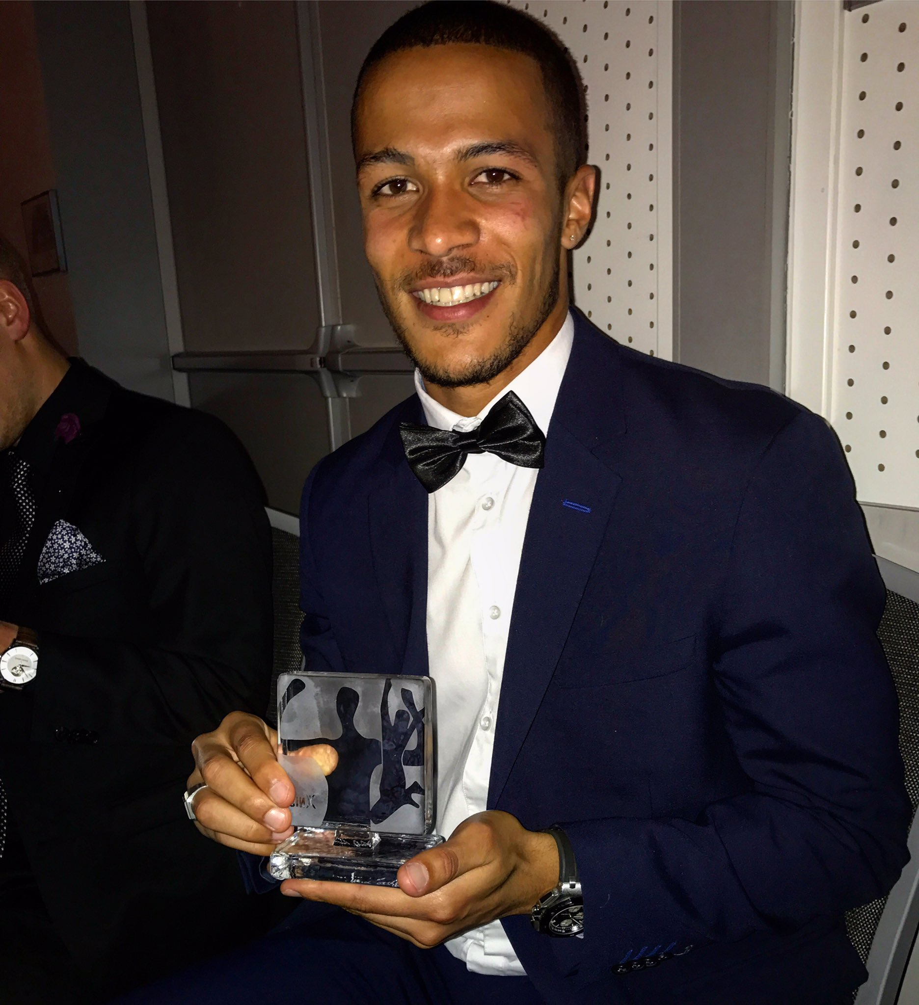 Troost-Ekong Celebrates Norway Award, Team Of The Year Selection