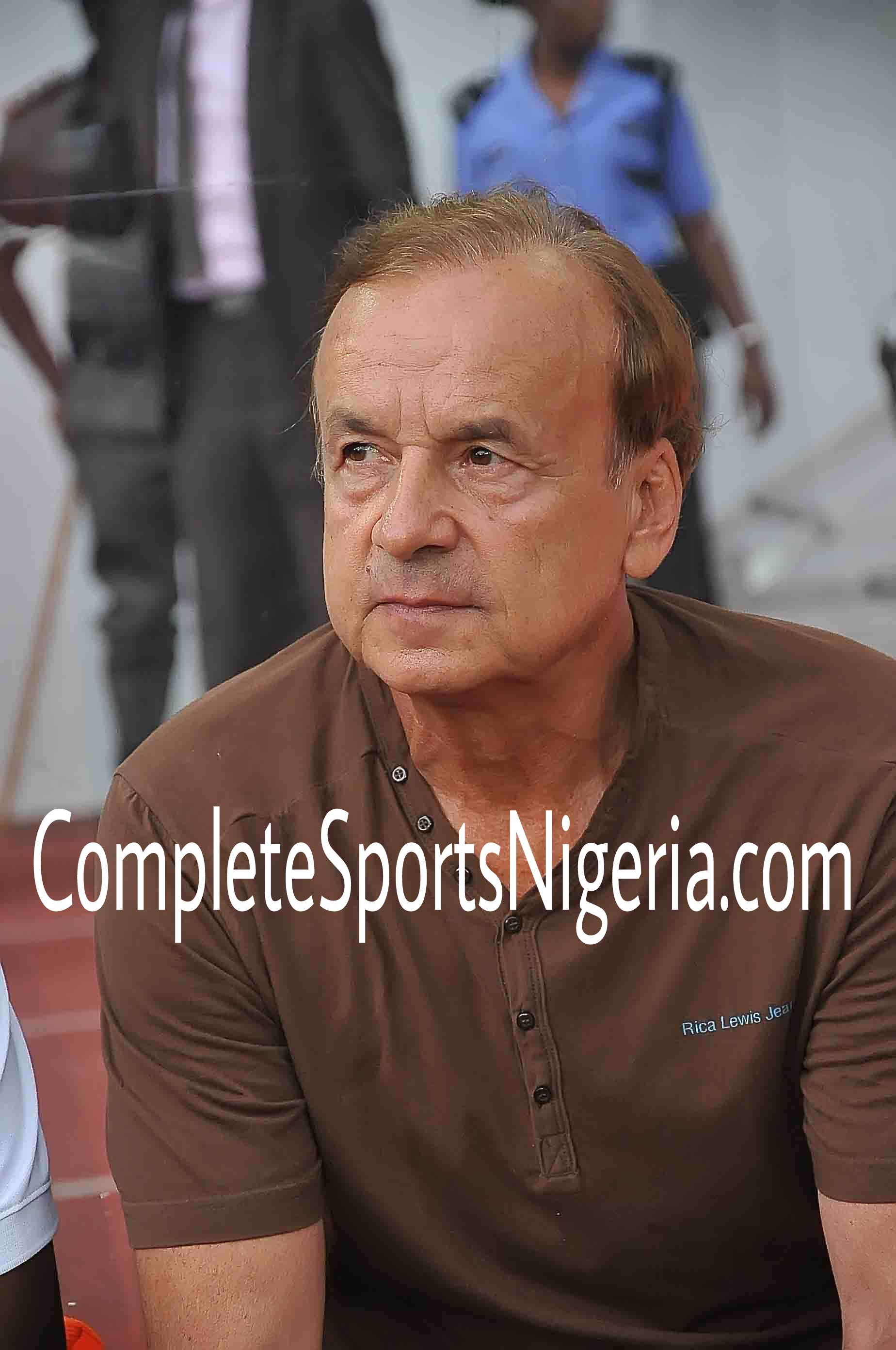 """Rohr Welcomes Back Ighalo, Moses; Wary Of """"Prepared"""" Algeria"""