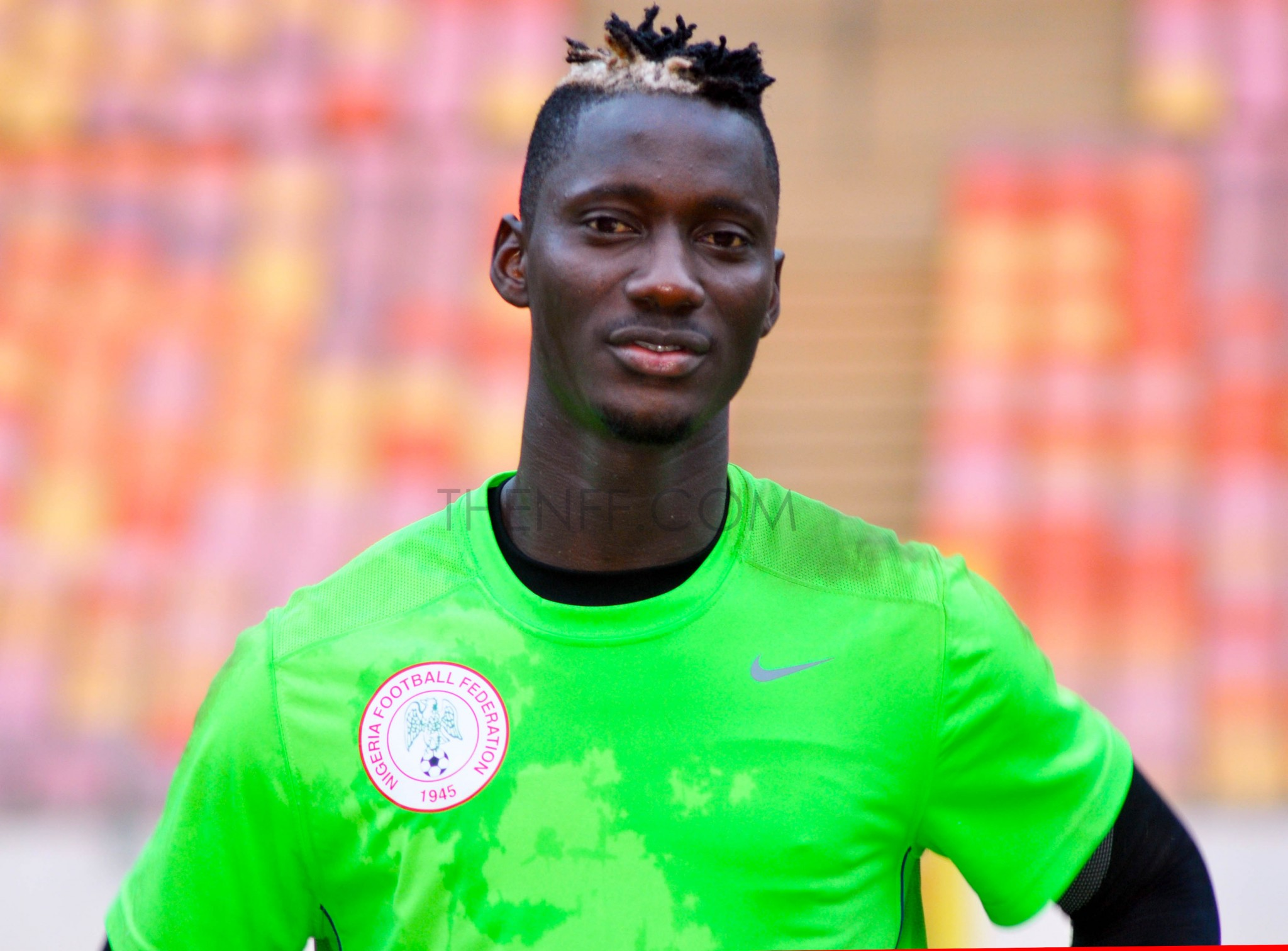 Alampasu Eager To Make Nigeria Debut Against Corsica