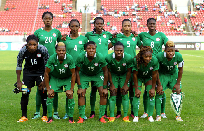 AWCON Final: Falode Urges Falcons To Defy All Pressures And Defeat Cameroon