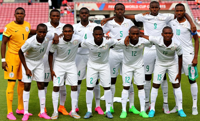 Golden Eaglets To Play England, Iran At Suwon Tourney