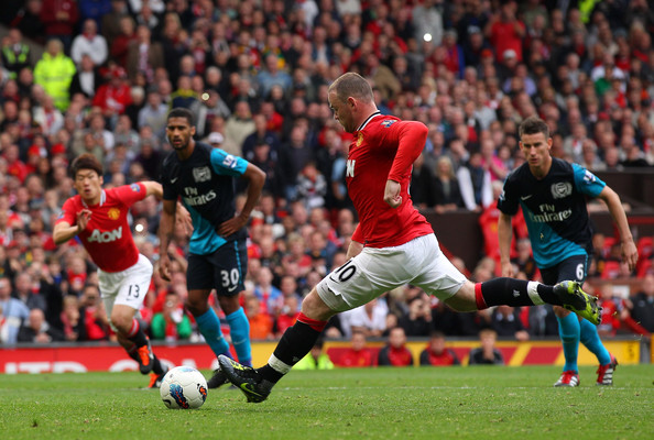 BITTER RIVALS: 5 Memorable Clashes Between Man United, Arsenal