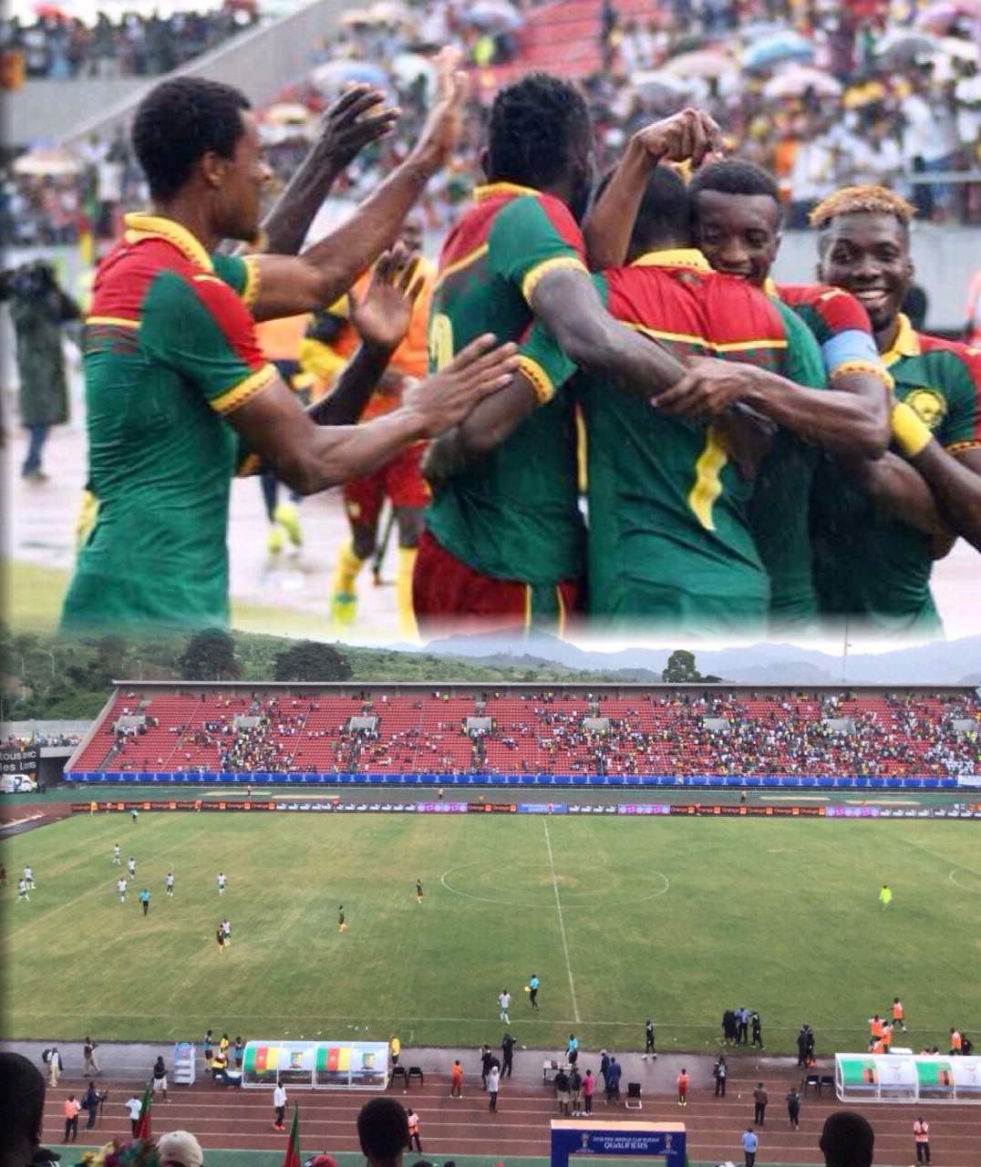 Russia 2018: Zambia Hold Cameroon In Limbe