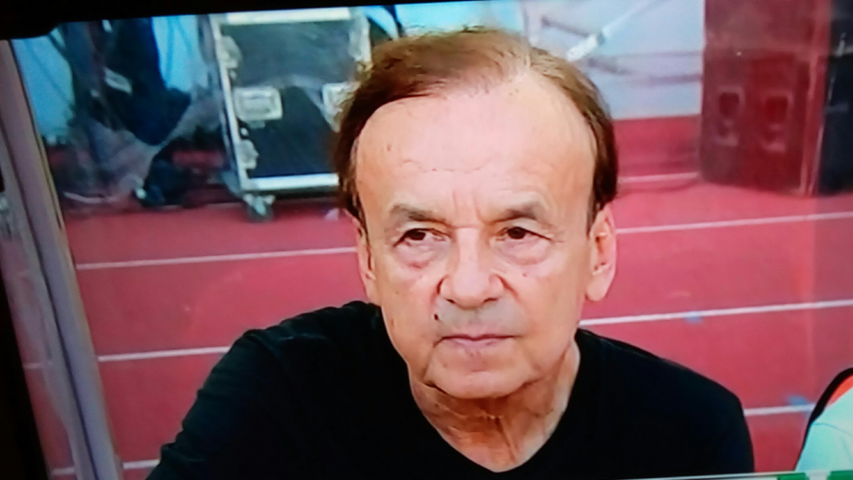 Rohr To Name Another Eagles Squad For AFCON Qualifier Vs Bafana