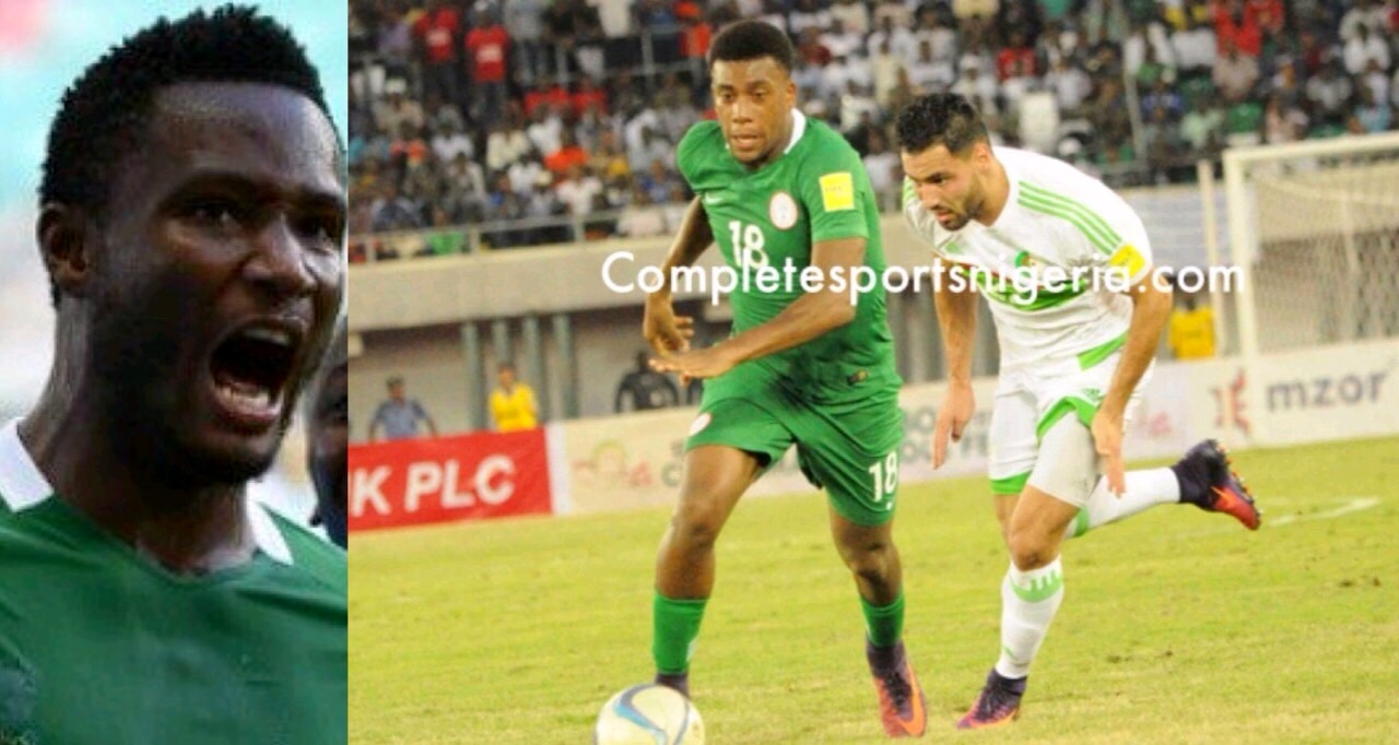 Mikel Warns Eagles: Don't Get Carried Away
