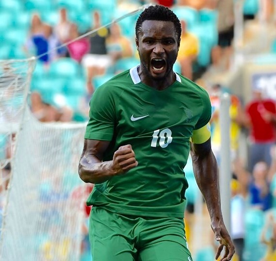 Mikel Clarifies Comments Credited To Rohr About Conte