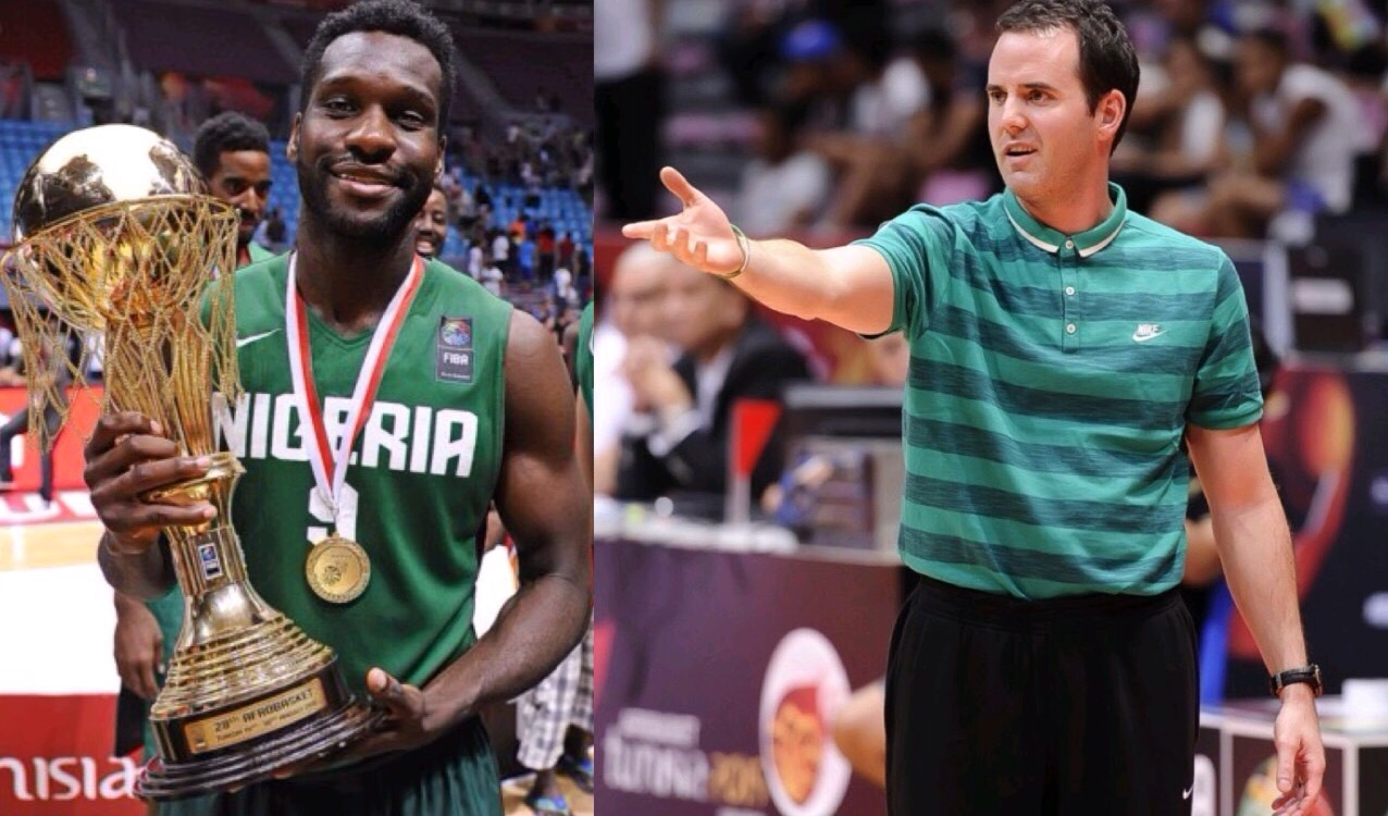 Oguchi Backs Voigt To Lead D'Tigers For 2nd FIBA AfroBasket Title Quest