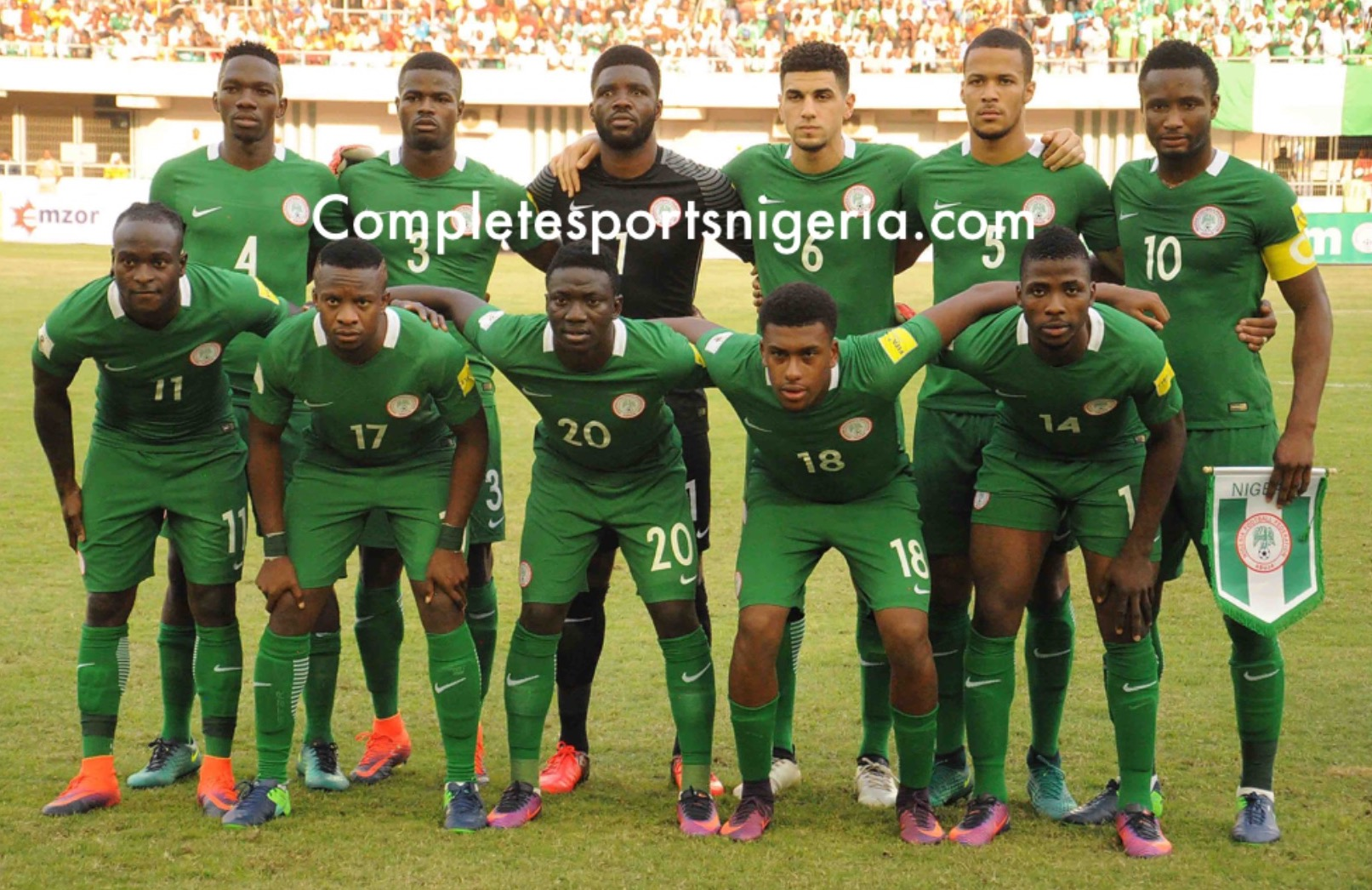 AFCON 2019: Super Eagles Start Qualifiers At Home Vs South Africa