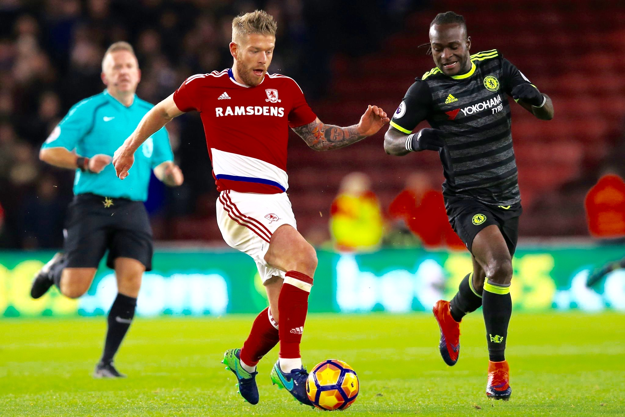 Moses: I Want To Improve In Every Game For Chelsea