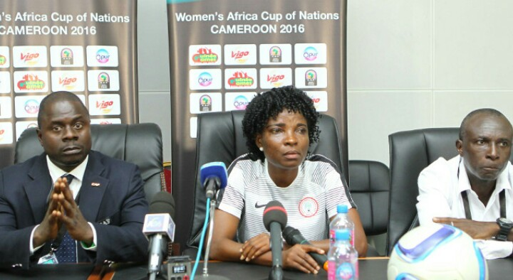 NFF Sympathises With Super Falcons Coach Omagbemi Over Son's Death