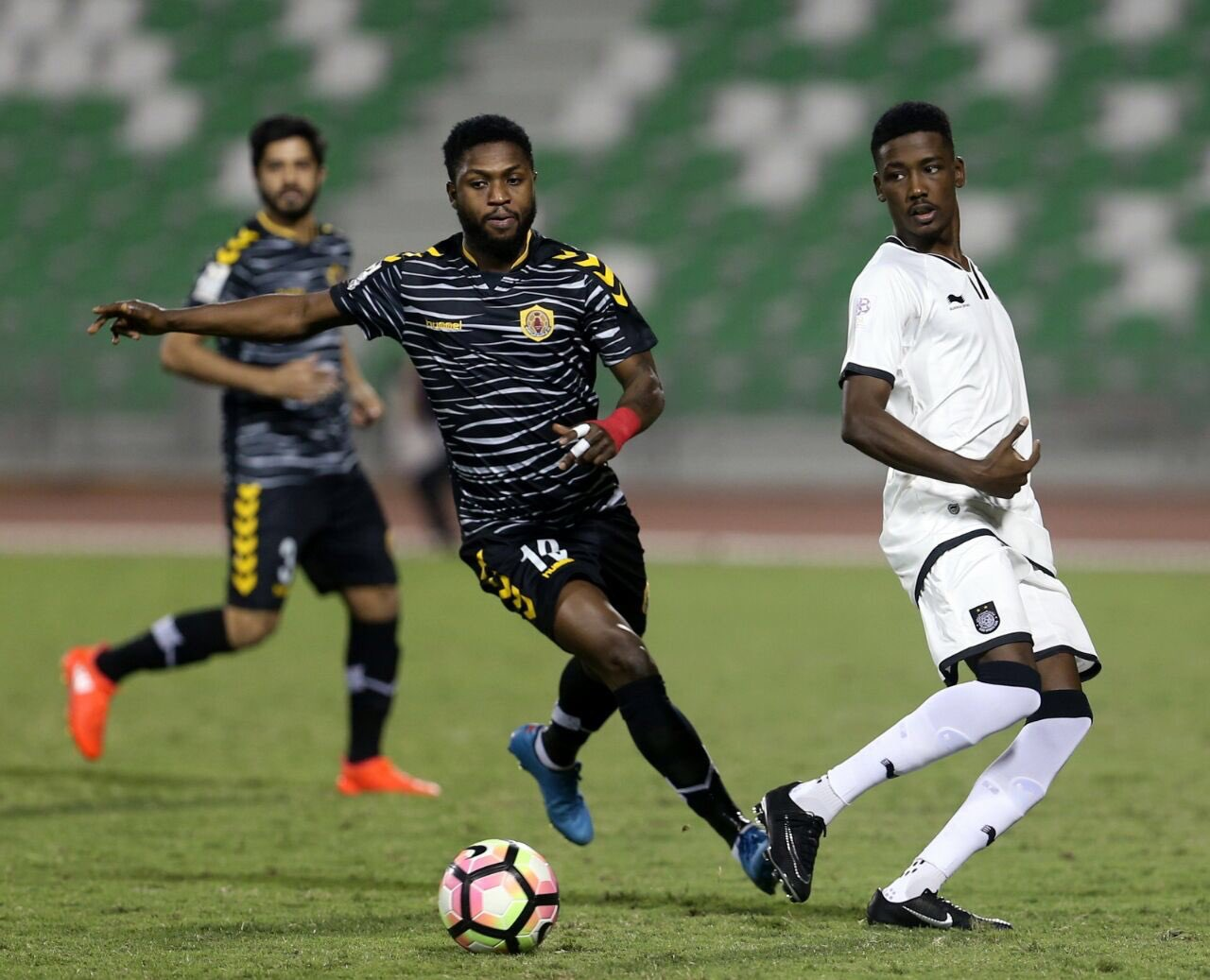 Babatunde Open To January Move Away From SC Qatar