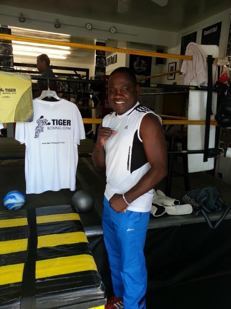 AAG Champ Oyeleye Makes Pro Debut In USA On Friday