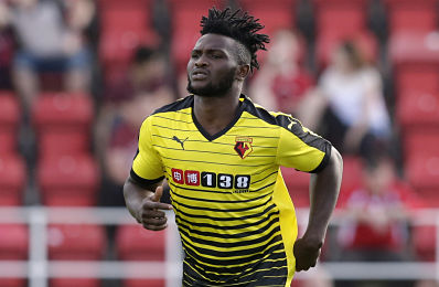 Success Disagrees With Watford Boss Mazzarri, Insists: I'm Fit To Play'