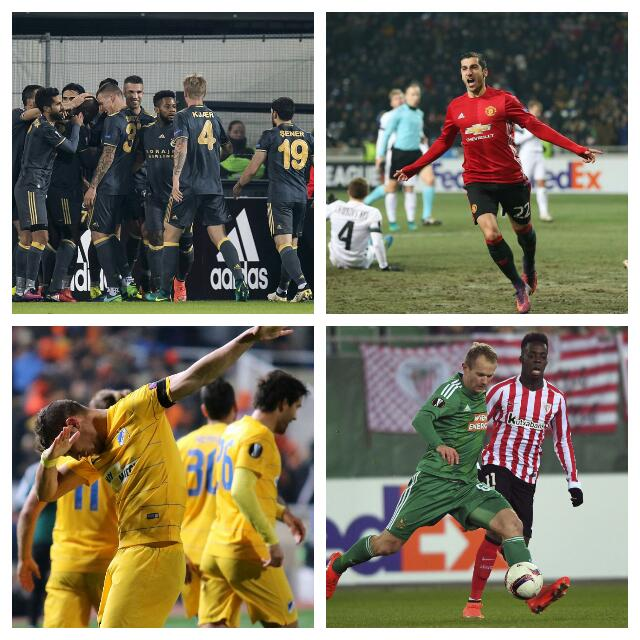 Europa: Emenike's Fenerbahce, Man United Advance; Ideye, Kayode Fire Blanks