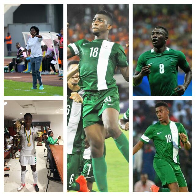 Omagbemi, Oshoala, Etebo, Iwobi, Iheanacho Make CAF Awards Final Shortlists