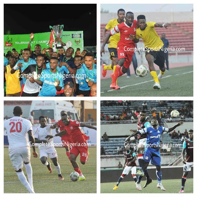 2016 NPFL Super-4 Report Card