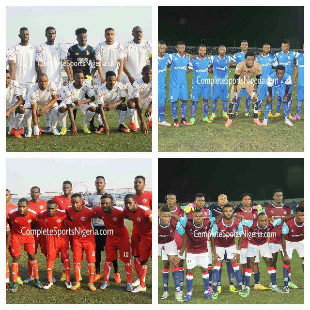 Rangers, Rivers United, Wikki, IfeanyiUbah To Know African Foes Wednesday