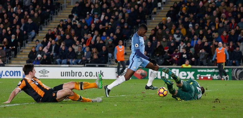 Toure: Iheanacho's Goal Decisive In City's Win Vs Hull