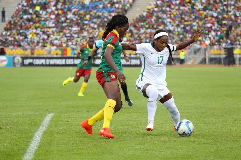 6 FACTS: How Super Falcons Avenged Super Eagles' Losses To Cameroon