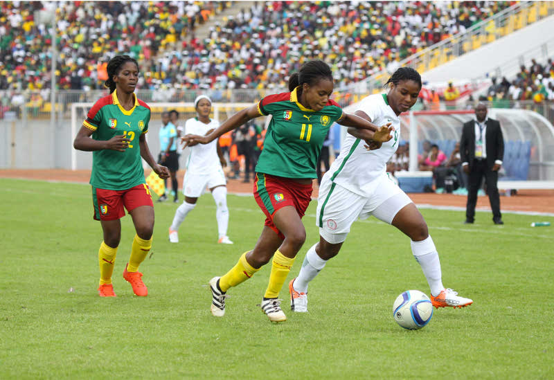Oshoala, Oparanozie, Ohale Make 2016 AWCON Best XI