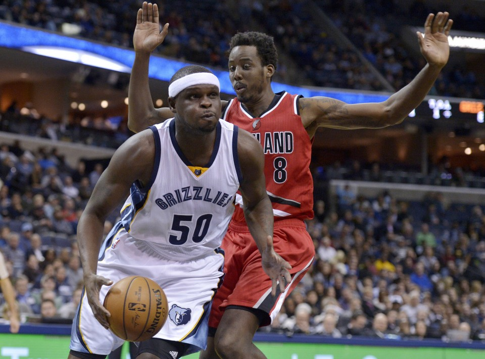 NBA: Aminu Plays For 24 Minutes In Portland Trail Blazers defeat