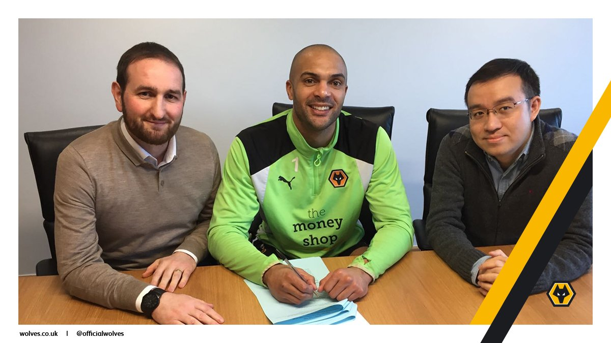 Excited Ikeme Signs New Deal At Wolves