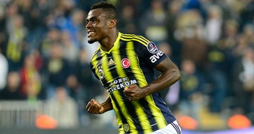 Emenike Set For Spartak Moscow Return On Six Month Loan Deal