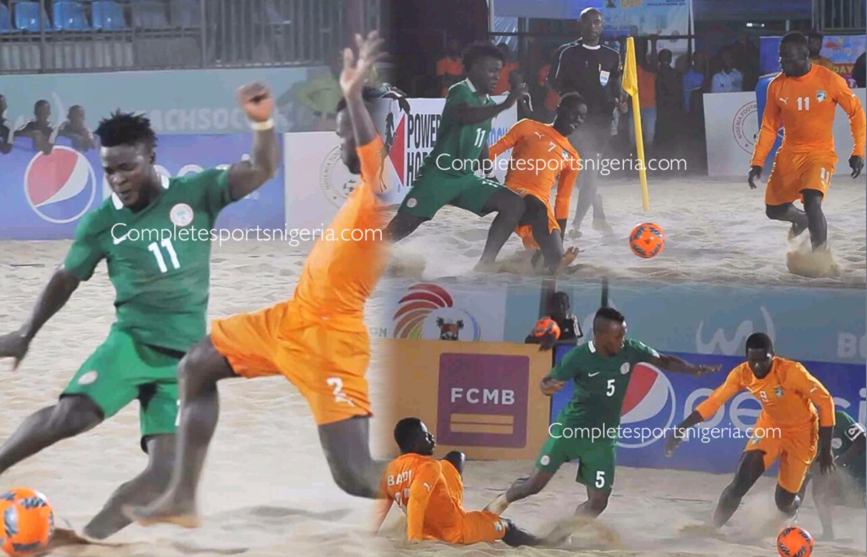 Beach AFCON: CIV Edge Sand Eagles On Penalties, Group A Wide Open